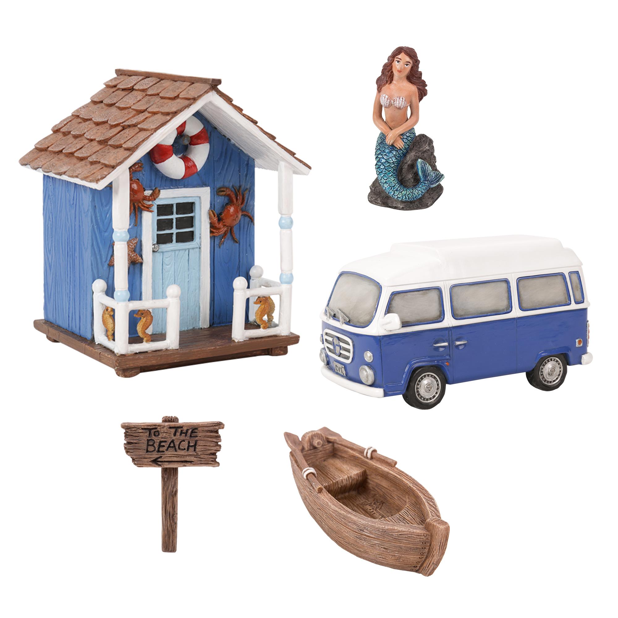 Fairy Seaside Garden Starter Pack