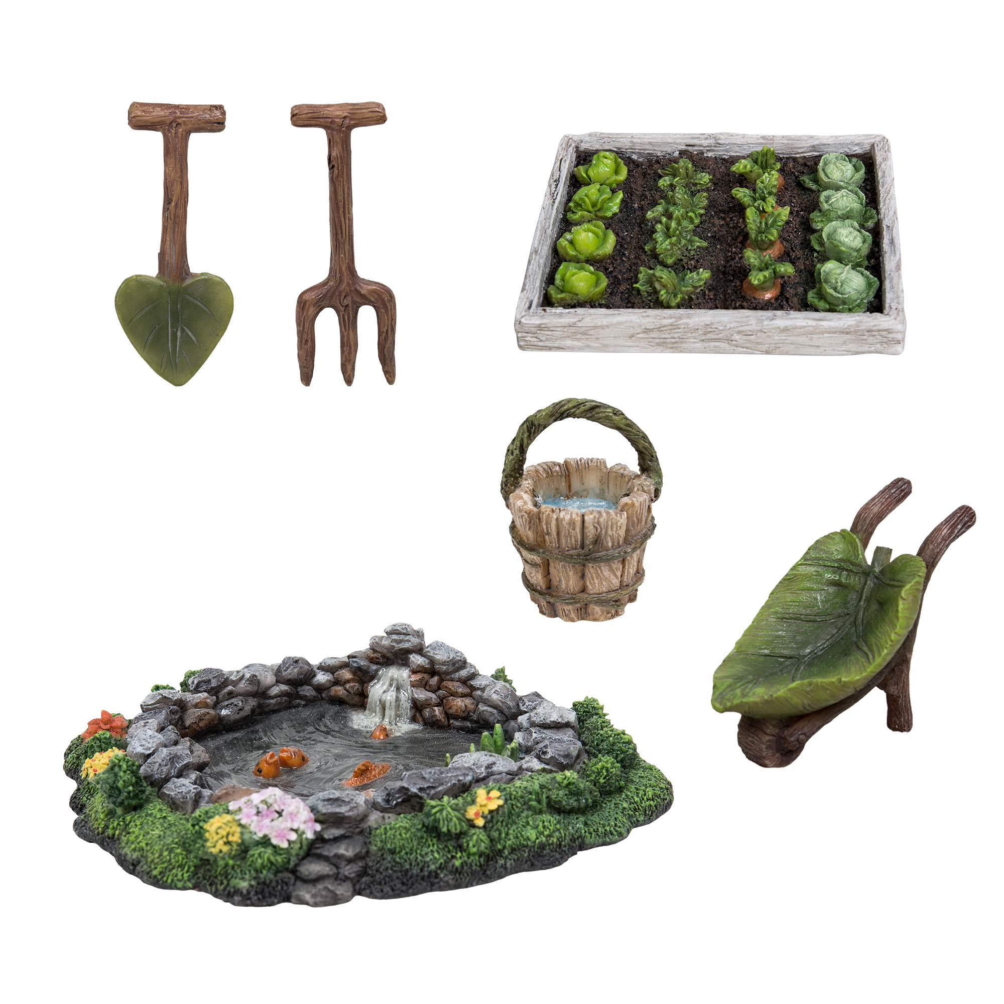 Fairy Garden Expansion Pack - Making the Garden
